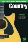 Country Songbook (Guitar Chord Songbook) - Hal Leonard Publishing Company