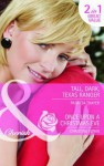 Tall, Dark, Texas Ranger / Once Upon a Christmas Eve - Patricia Thayer, Christine Flynn