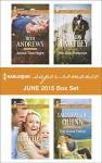 Harlequin Superromance June 2015 - Box Set: About That NightA Family Come TrueHer Cop ProtectorThe Good Father - Beth Andrews, Kris Fletcher, Sharon Hartley, Tara Taylor Quinn