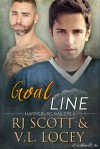 Goal Line - V.L. Locey, R.J. Scott