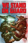 We Stand On Guard #4 (of 6) - Steve Skroce, Brian K. Vaughan
