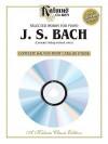 Selected Works for Piano: Bach, CD-ROM & Catalog - Johann Sebastian Bach