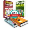 Productivity Box Set (4 in 1): Speed Reading + Improve Critical Thinking Skills + Increase Emotional Intelligence + Learn How to Organize your Day! - Albert Lee, Dan Richards, Elizabeth Swan, Marian Williams
