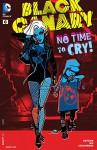 Black Canary (2015-) #6 - Annie Wu, Brenden Fletcher