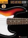 Hal Leonard Bass Method Book 1: Book/CD Pack - Ed Friedland