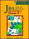 Java How to Program with an Introduction to Visual J++ - Harvey M. Deitel, Paul J. Deitel