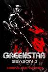Greenstar Season 3 (A Josie Stein Comedy) - Dave Higgins, Simon Cantan