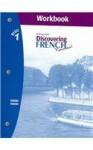 Discovering French, Nouveau!: Bleu 1, Student Workbook - Jean-Paul Valette, Rebecca M. Valette
