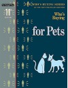 Who's Buying for Pets (Who's Buying Series), 11th ed, - New Strategist Editors