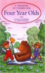 A Treasury of Stories for Four Year Olds - Edward Blishen, Carolyn Dinan