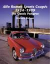 Alfa Romeo Sports Coupes 1954-1989 - Graham Robson