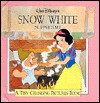 Walt Disney's Snow White: Suppertime (A Tiny Changing Pictures Book) - José Cardona, Chuck Murphy, Frederic Marvin, Fred Marvin