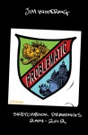 Problematic: Sketchbook Drawings 2004-2012 - Jim Woodring