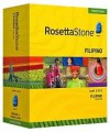 Rosetta Stone Homeschool Version 3 Filipino (Tagalog) Level 1, 2 & 3 Set - Rosetta Stone