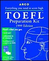 Everything You Need To Score High On The Toefl 1999: Kit (Master The Toefl) - Patricia Noble Sullivan, Gail Brenner, Grace Yi Qiu Zhong