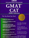 Arco Everything You Need To Score High On The Gmat Cat - Thomas H. Martinson