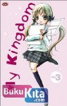 My Kingdom vol. 03 - Chitose Yagami