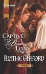 Captive of the Border Lord (The Brunson Clan) - Blythe Gifford