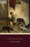 Fábulas Completas (Portuguese Edition) - Jean de La Fontaine, Teófilo Braga, Machado de Assis, Manuel Maria Barbosa du Bocage ; Curvo Semedo ;