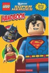 LEGO DC Superheroes: Guidebook (With Poster) by Farshtey, Greg (May 28, 2013) Paperback - Greg Farshtey