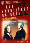 métamorphoses (Aux frontières du réel, #6) - Ellen Steiber