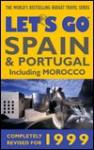 Let's Go Spain & Portugal 1999 - Let's Go Inc., Elena Schneider