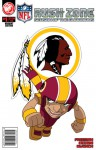 NFL Rush Zone: Season Of The Guardians #1 - Washington Redskins Cover - Kevin Freeman, M. Goodwin