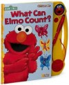 What Can Elmo Count (Active Point) (Active Minds Series) - Kelli Kaufmann, Dicicco Studios, Kevin Clash, John Sterchi