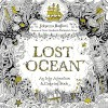 Lost Ocean: An Inky Adventure and Coloring Book - Johanna Basford
