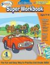 Hooked on Phonics 2nd Grade Super Workbook - Hooked on Phonics