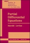 Partial Differential Equations - Harold Levine