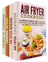 Low-Carb Frying Box Set (4 in 1): Healthy Air Fryer and Coconut Oil Recipes that You and Your Kids Will Enjoy (Air Fryer & Simple Ingredients) - Emma Melton, Wendy Cole, Tamara Norton, Olivia Bishop