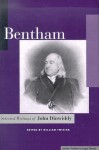 Bentham: Selected Writings of John Dinwiddy (Jurists: Profiles in Legal Theory): Selected Writings of John Dinwiddy (Jurists: Profiles in Legal Theory) - J.R. Dinwiddy, John R. Dinwiddy, William Twining