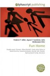 Fun Home: Graphic Novel, Memoir, Alison Bechdel, Comic Strip, Dykes To Watch Out For, Sexual Orientation, Gender Role, Suicide, Dysfunctional Family, Literature - Agnes F. Vandome, John McBrewster, Sam B Miller II