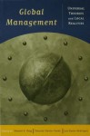 Global Management: Universal Theories and Local Realities - Stewart R. Clegg, Luis Bueno-Rodriquez