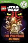 Lego Star Wars Episode I Phantom Menace [DK READERS LEGO SW EP1 PHANTOM] [Hardcover] - Hannah Dolan