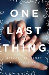 One Last Thing - Rebecca St. James