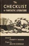 The Checklist of Fantastic Literature - E.F. Bleiler