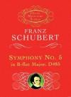 Symphony No. 5 - Franz Schubert, Johannes Brahms