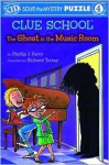 Innovative Kids Readers: Clue School - The Ghost in the Music Room (Clue School) - Phyllis J. Perry