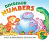 Dinosaur Numbers - Paul Stickland, Henrietta Stickland