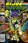 G.I.Joe And The Transformers #3 : Ashes, Ashes... (Marvel Comics) - Michael Higgins, Herb Trimpe