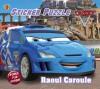 Sticker Puzzle Cars: Raoul Caroule (Sticker Puzzle Cars) - Walt Disney Company