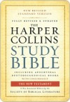 The HarperCollins Study Bible--New Testament - Harold Attridge, Society Of Biblical Literature