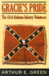 Gracie's Pride: The 43rd Alabama Infantry Volunteers - Arthur E. Green