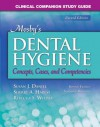 Clinical Companion Study Guide for Mosby's Dental Hygiene: Concepts, Cases and Competencies - Susan J. Daniel, Sherry A. Harfst, Rebecca Wilder