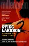 Dziewczyna, która igrała z ogniem - Larsson Stieg