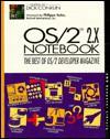 Os/2 2.X Notebook - Dick Conklin