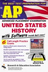 The Best Test Preparation for the Advanced Placement Examination: United States History (Advanced Placement (Ap) Test Series) - Jerome A. McDuffie, Steven E. Woodworth