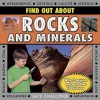 Find Out about Rocks and Minerals: With 23 Projects and More Than 350 Photographs - Jack Challoner